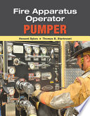 Fire Apparatus Operator  Pumper