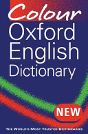 Color Oxford English Dictionary