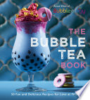 Book The Bubble Tea Book