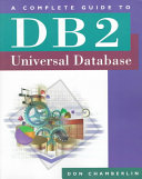 A Complete Guide to DB2 Universal Database