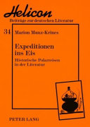 download ebook expeditionen ins eis pdf epub