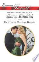 The Greek s Marriage Bargain