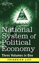 download ebook national system of political economy: the history (three volumes in one) pdf epub