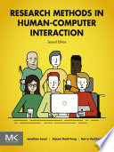 Research Methods in Human Computer Interaction