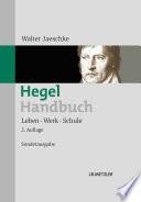 Hegel-Handbuch