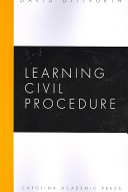 Learning Civil Procedure