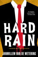 Hard Rain Corpse Of Banker Martin Ijsbreker They