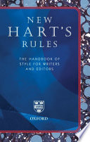 New Hart s Rules