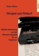 H  rspiel und H  rbuch