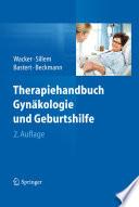 Therapiehandbuch Gyn  kologie und Geburtshilfe