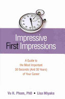 Impressive First Impressions Book PDF
