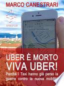 Uber    morto  viva Uber