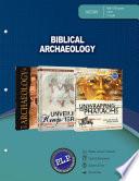 Biblical Archaeology Parent Lesson Plan