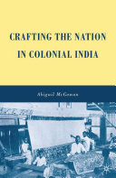 download ebook crafting the nation in colonial india pdf epub