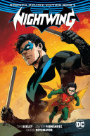 Nightwing  the Rebirth Deluxe Edition Book 2  Rebirth