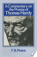 A Commentary on the Poems of Thomas Hardy