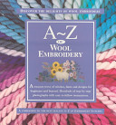 A Z of Wool Embroidery