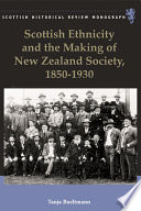Ebook Scottish Ethnicity and the Making of New Zealand Society, 1850-1930 Epub Tanja Bueltmann Apps Read Mobile