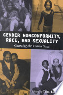 gender nonconformity race and sexuality