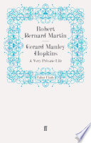 Gerard Manley Hopkins