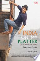 India on my Platter Book PDF