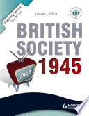 Enquiring History  British Society since 1945