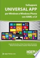 Sviluppare Universal App