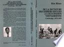 De la dictature des Khmers rouges    l occupation vi  tnamienne