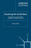 Gendering the World Bank