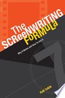 The Screenwriting Formula