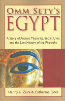 Omm Sety's Egypt : better known as omm sety....