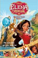 Disney Elena of Avalor Cinestory Comic