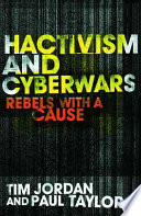 Hacktivism and Cyberwars