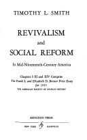 Revivalism and Social Reform in Mid nineteenth century America