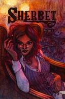 Sherbet : mathus wherein a lesbian detective from the future...