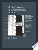 Plunkett s Investment And Securities Industry Almanac 2006