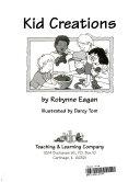 Kid Creations Book PDF