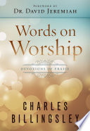 Ebook Words on Worship Epub Charles Billingsley Apps Read Mobile