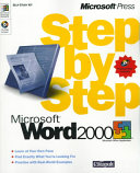 Microsoft Word 2000 Step by Step