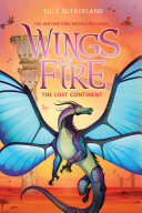 The Lost Continent (Wings of Fire, Book 11) Book
