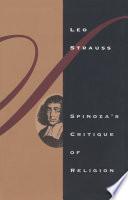 Spinoza s Critique of Religion