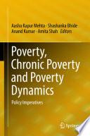 Poverty Chronic Poverty And Poverty Dynamics