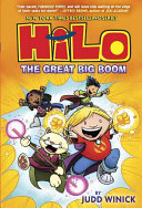 Hilo Book 3  The Great Big Boom
