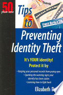 50 Plus One Tips to Preventing Identity Theft
