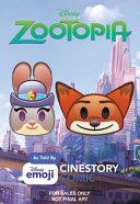 Disney Zootopia  As Told by Emoji