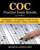 COC Practice Exam Bundle   2017 Edition