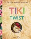 Book Tiki with a Twist