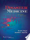 Disaster Medicine book
