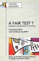 A Fair Test?