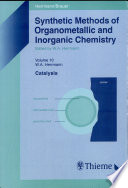 Synthetic Methods Of Organometallic And Inorganic Chemistry Catalysis